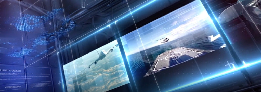General Dynamics Italy Video Presentation
